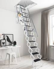 Auto Electric Attic Stairs - Premium
